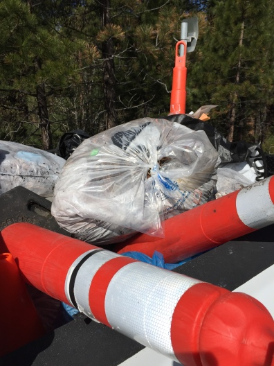 The Spring 2015 Community Clean-up was a success! A little over 8 yards of waste was retrieved from community streets by over 60 volunteers!