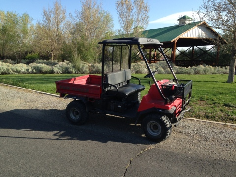My Ranger Vehicle -