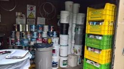 Managing community hazardous waste